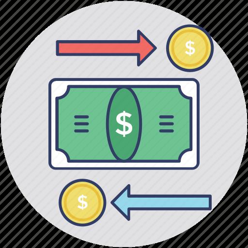 business, commerce, economic, trade, transaction icon