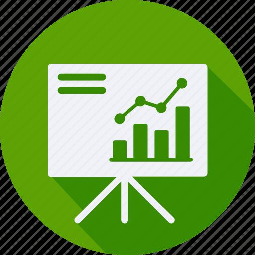analytics, business, finance, financial, profit, statistics icon