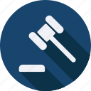 auction, business, finance, financial, profit, statistics icon