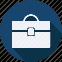 briefcase, business, finance, financial, profit, statistics icon