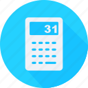business, calculator, finance, financial, profit, statistics icon