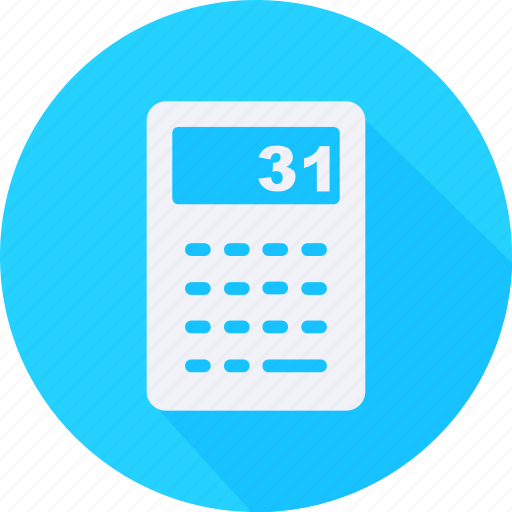 business, calculator, finance, financial, profit, statistics icon