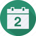 business, calendar, finance, financial, profit, statistics icon