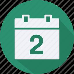 business, calendar, finance, financial, profit, statistics icon