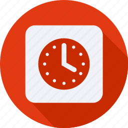 business, clock, finance, financial, profit, statistics icon
