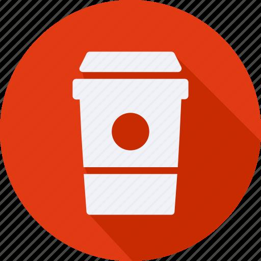 business, coffee, finance, financial, profit, statistics icon