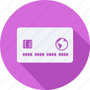 business, card, credit, finance, financial, profit, statistics icon