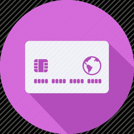 business, card, credit, finance, financial, profit, statistics icon