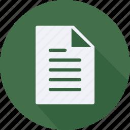 business, file, finance, financial, profit, statistics icon