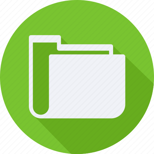 business, finance, financial, folder, profit, statistics icon