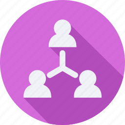 business, finance, financial, hierarchical, profit, statistics, structure icon
