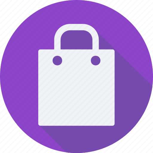 bag, business, finance, financial, profit, shopping, statistics icon