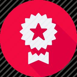 badge, business, finance, financial, profit, statistics icon