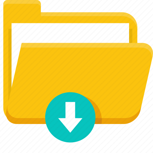 archive, data, document, download, file, files, folder icon