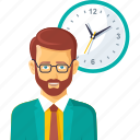 appointment, clock, event, management, schedule, time icon