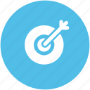 aim, bullseye, dartboard, goal, shooting, target icon