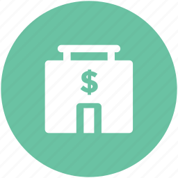 business, dollar, home, house, money, property icon