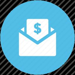 email, envelope, letter, letter envelope, mail, mailbox, message icon