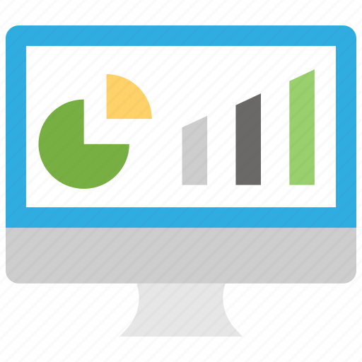 analytics, chart, diagram, growth, report, statistics icon
