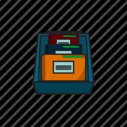 box, business, gift, present icon