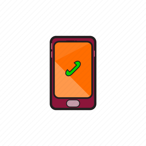 business, mobile, phone, smartphone icon