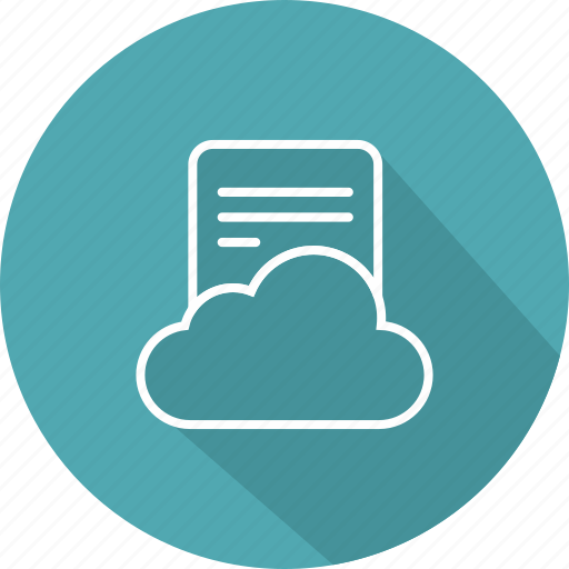 archive, data, document, file, networking, upload icon