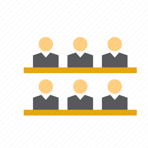 audience, business, conference, man, people, presentation, public icon