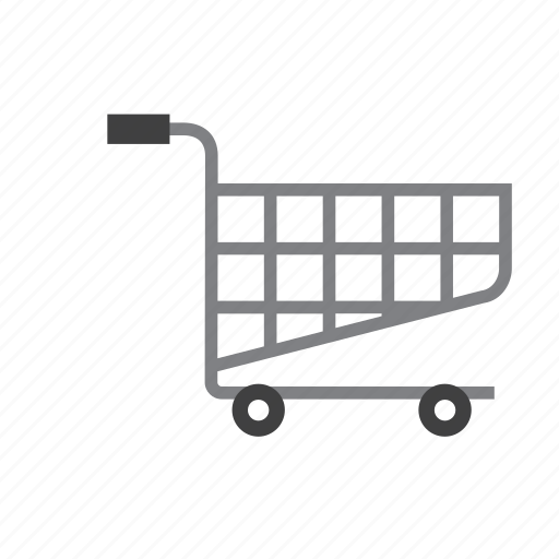 business, buy, cart, finance, shopping, store, trolley icon