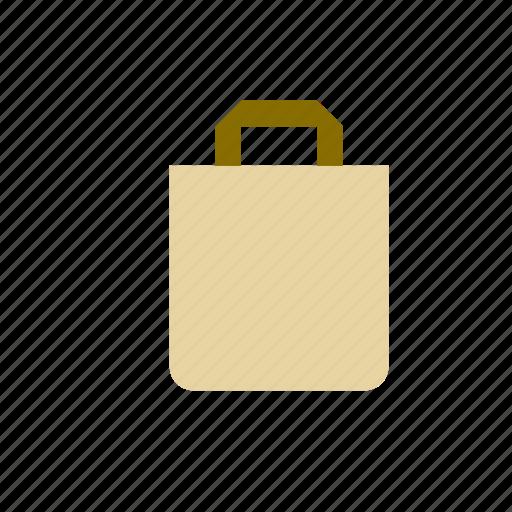 bag, paper icon