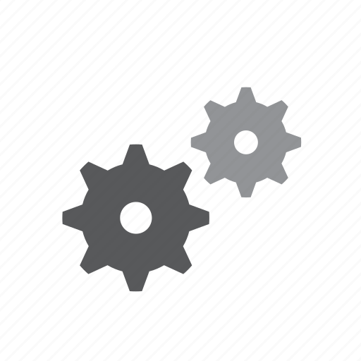 business, cog, cogwheel, mechanism, sprocket, wheel icon