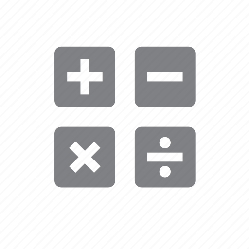 business, calculator, finance icon
