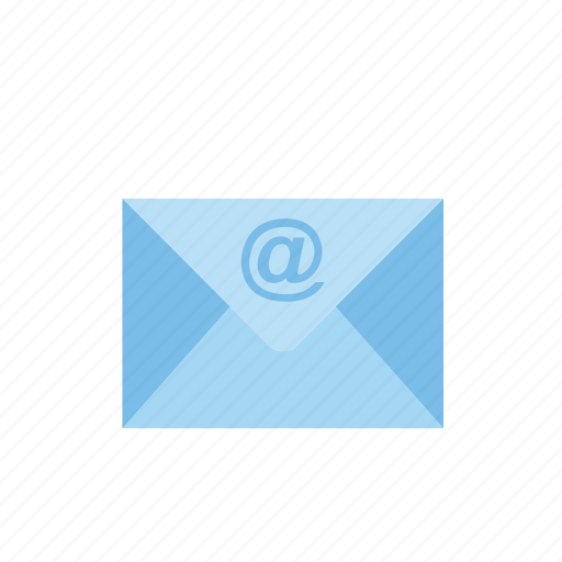 at, email, envelope, mail, sign icon