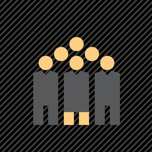 business, group, meeting, people, team, teamwork icon
