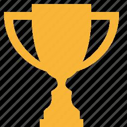 appreciation, experience, prize, success, trophy, victory icon