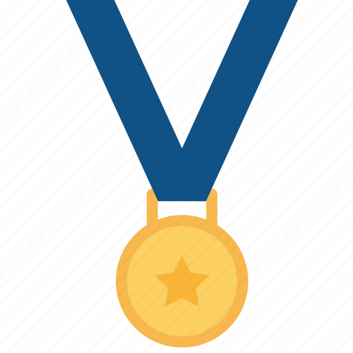 appreciation, award, experience, medal, prize, success, victory icon