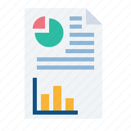 analytics, business, chart, data, graph, report, sales icon