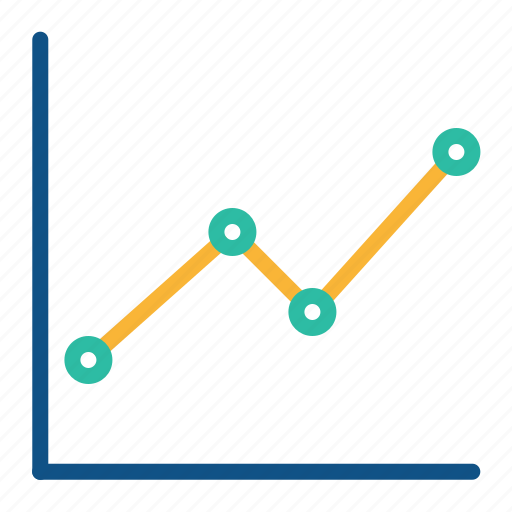 analysis, analytics, business, chart, earnings, finance, stock icon