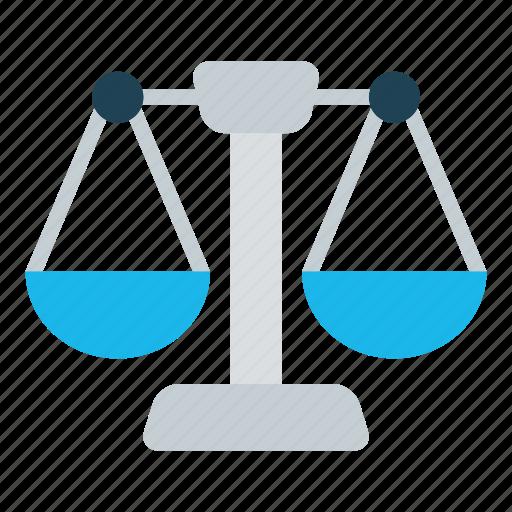 balance, balance sheet, business, economic, investment, value, weight icon