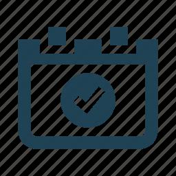 business, date, deadline, event, plan, planning, schedule icon