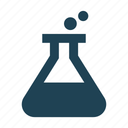 business, chemistry, development, education, laboratory, measure, science icon