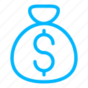 business, consulting, dollar, finance, money icon