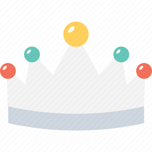 crown, headgear, nobility, royal, royalty icon