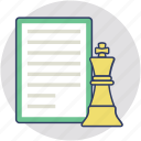 chess strategy, plan, scheme, strategy, tactic