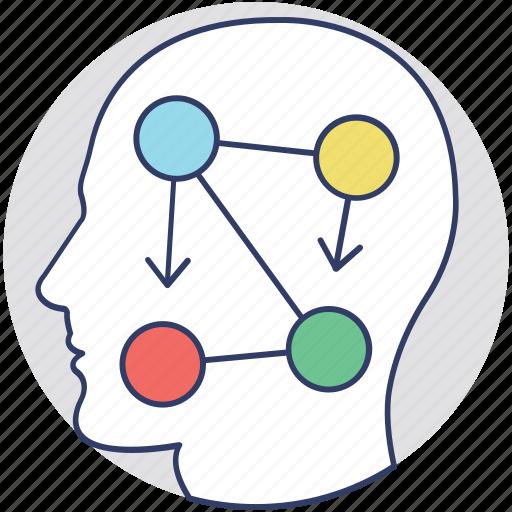 aim, plan, program, scheme, strategy icon