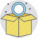 advertisement, ecommerce, marketing, new arrivals, product release icon