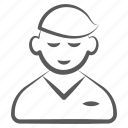 avatar, boy, male, man, masculine, person