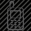 radio, transceiver, walkie talkie, wireless communication, wireless mobile