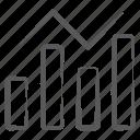 bar chart, bar graph, business chart, data chart, infographic, statistics