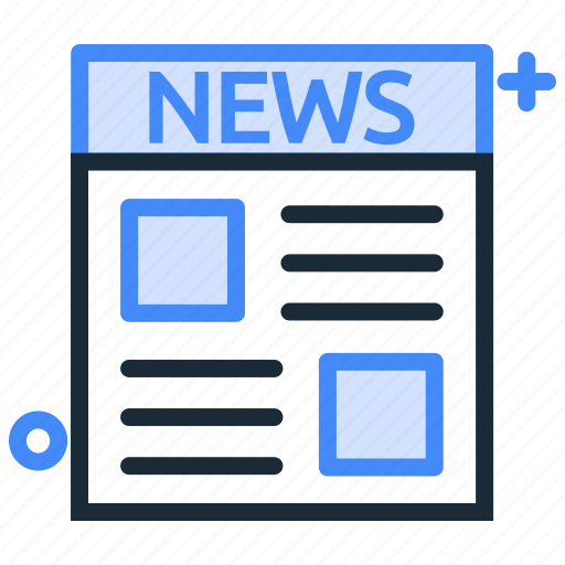 article, education, journal, magazine, news, newspaper icon