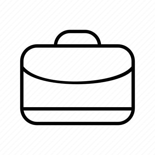 breifcase, document, portfolio icon